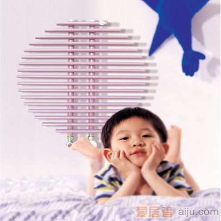 适佳散热器/暖气艺型系列:CG-TY-10(圆形)1