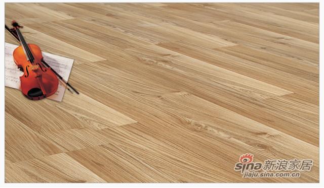 北美枫情地板 强化复合地板-1