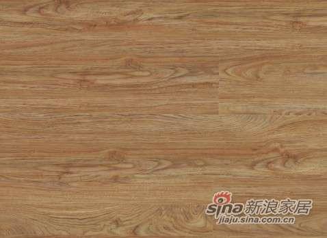 大卫地板中国红-锦绣红系列强化地板DW0084胡桃木-0