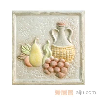 嘉俊-艺术质感瓷片[城市古堡系列]DD1501PW1(150*150MM)1