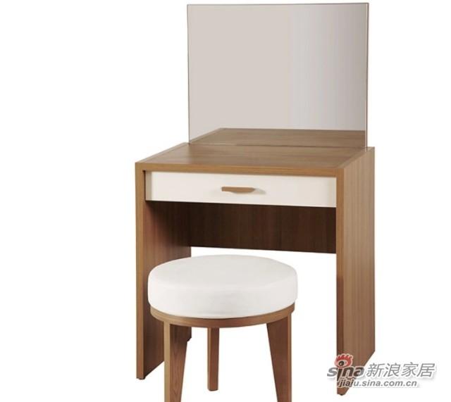 曲美家具简约小方凳