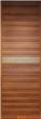 金丝柚木+波浪百叶+流线木纹 框+镂空腰带(暗香疏影)