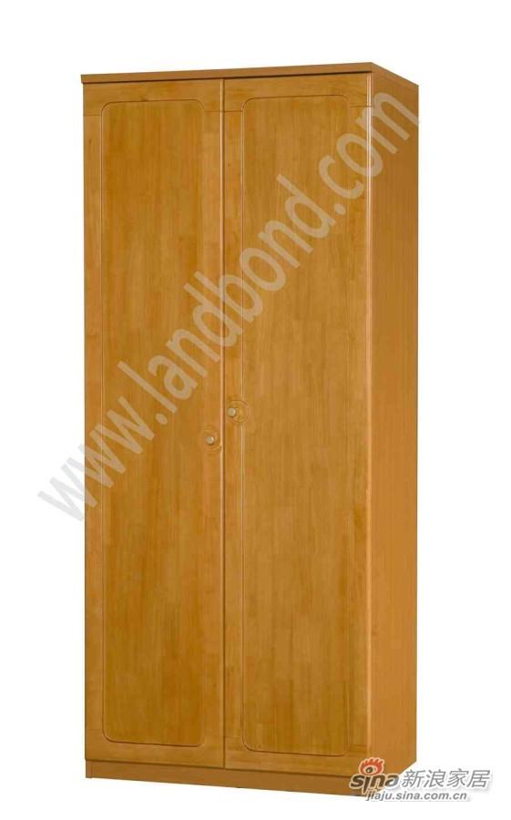 K07502DJ二门衣柜门板-0