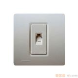 西门子插座-灵动系列-5TG0 711-1NC1(电话插座)