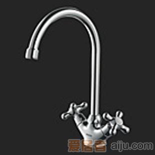 惠达-单柄厨房水龙头-HD214XH1