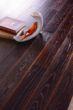 富得利/2MM多层实木复合地板(美国红栎)流金摩卡FB-0203-20浮雕A