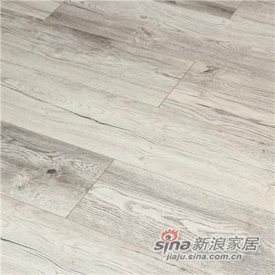 德合家ROOMS 强化地板R1215白橡木-1