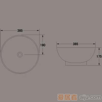 惠达艺术碗-L4081
