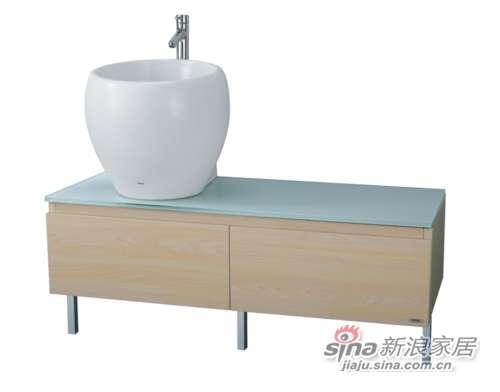 TOTO洗脸化妆台LDGW1200M-0
