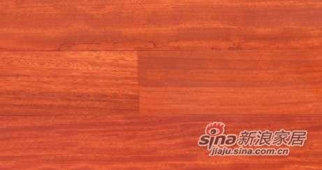锦绣前程实木地板红木色类―格木-0