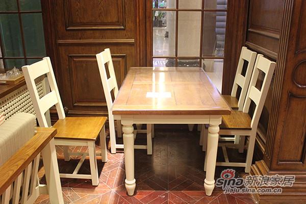 1.4米餐桌-2