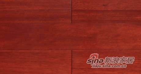 锦绣前程实木地板红木色类—番龙眼