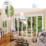拉图系列-重型折叠门�尼斯门窗