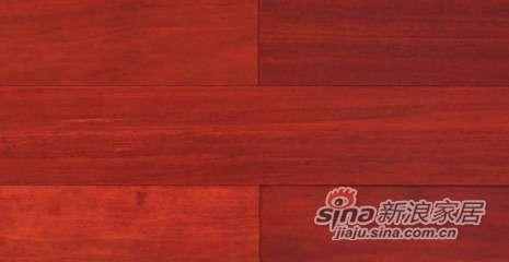 锦绣前程实木地板红木色类―米兰-0