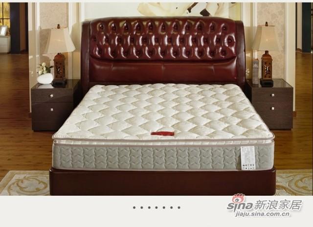 雅兰床垫乳胶床垫单/双人弹簧床垫-1