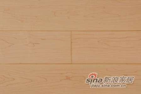 圣达实木多层复合地板生态系列―枫木-0