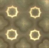 皇冠壁纸金粉世家系列88303