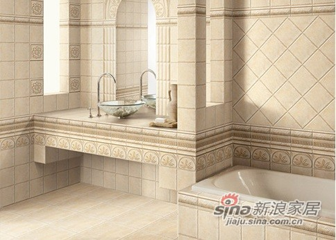 金意陶瓷砖仿古砖-2