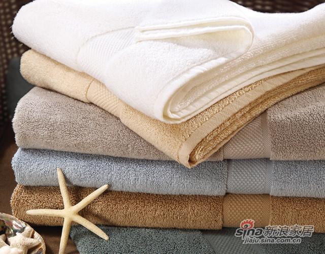 全棉小方巾-0