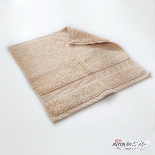 全棉小方巾-1