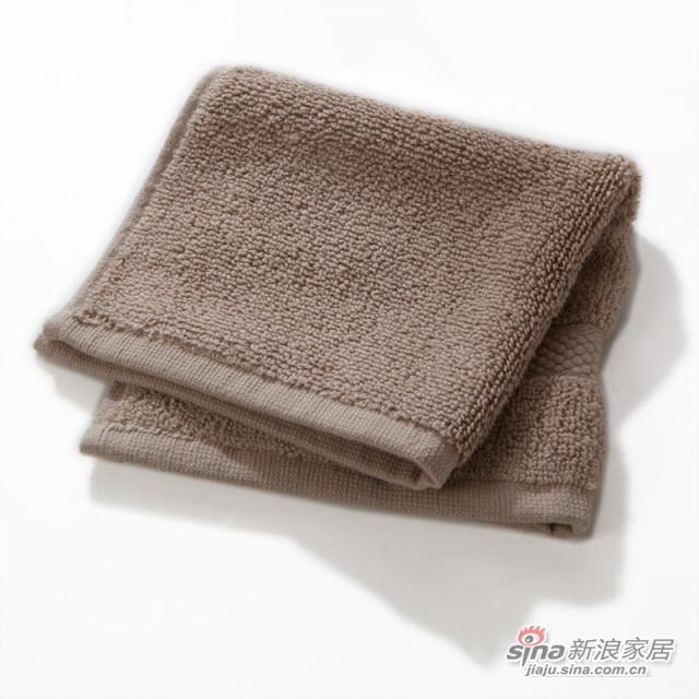 全棉小方巾-2