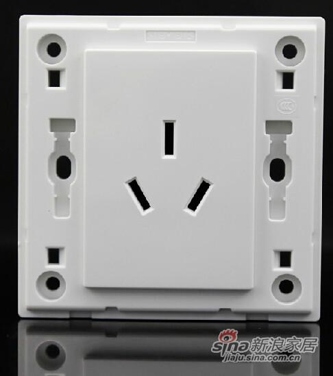 西门子16A空调电源插座-1