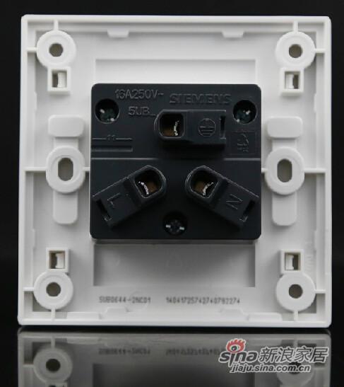 西门子16A空调电源插座-2