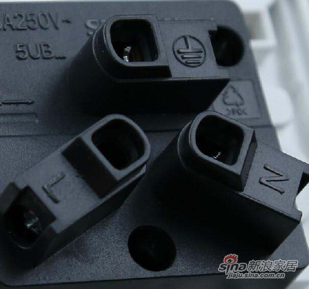 西门子16A空调电源插座-3