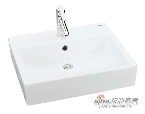 TOTO桌上式洗脸盆LW711RCB-0