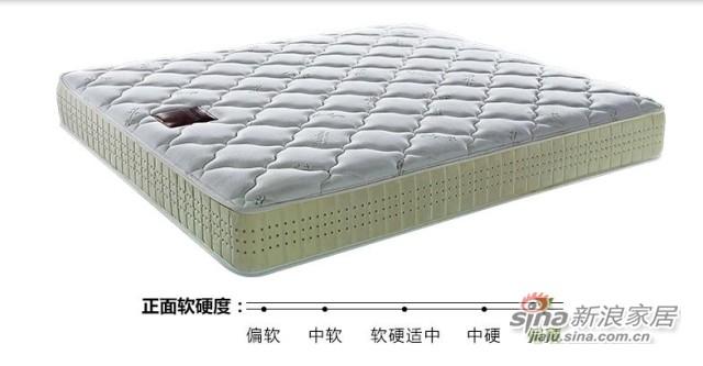 雅兰加硬护脊弹簧床垫 -2