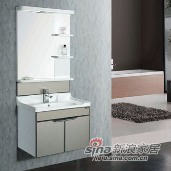 PVC浴室柜BC145D