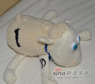 舒达抱枕羊一号-1