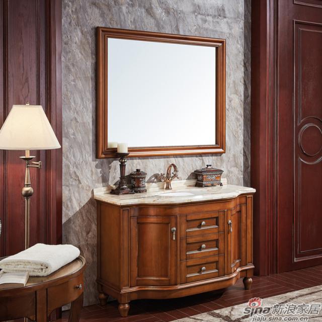 阿洛尼浴室柜-美式浴室柜-A1180