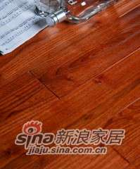 肯帝亚地板实木系列―纯实木FG-618金刚柚(槐木)-0