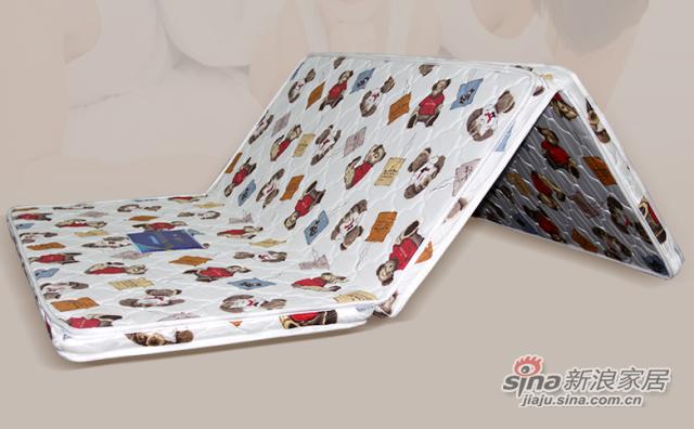 名扬世佳家具可折叠3D椰棕床垫-1