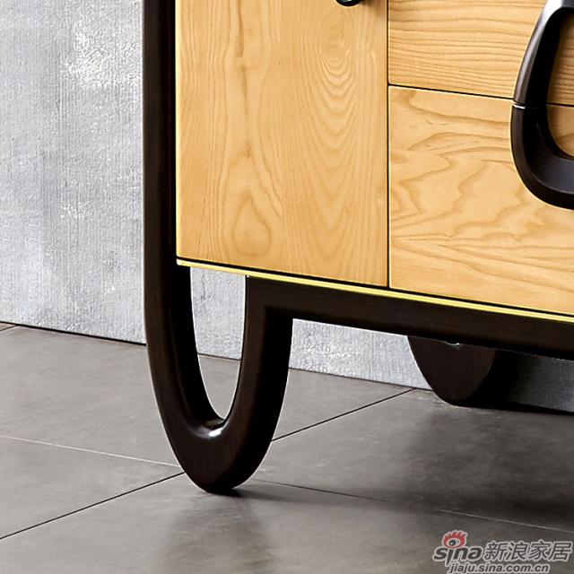 阿洛尼浴室柜-北欧旋律A1909-4