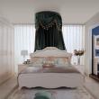 掌上明珠法式卧房空间