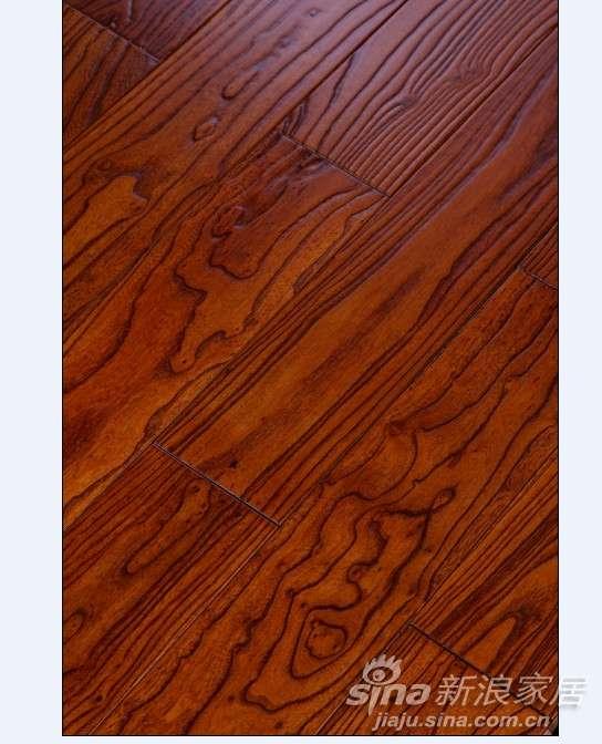 上臣榆木25-FD-1实木地板-0