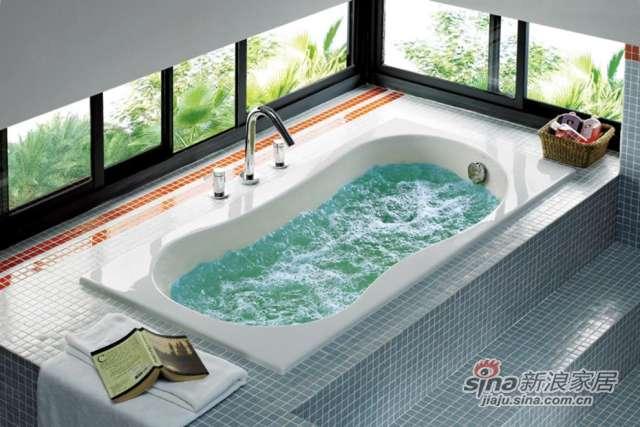 科勒-Bain Douche™贝诗压克力泡泡浴缸 -0