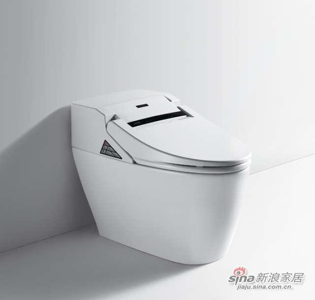 航标卫浴即热式一体化低水箱智能坐便器-0