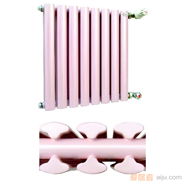 适佳散热器/暖气CRMT暖管系列:CRMT-II-4003
