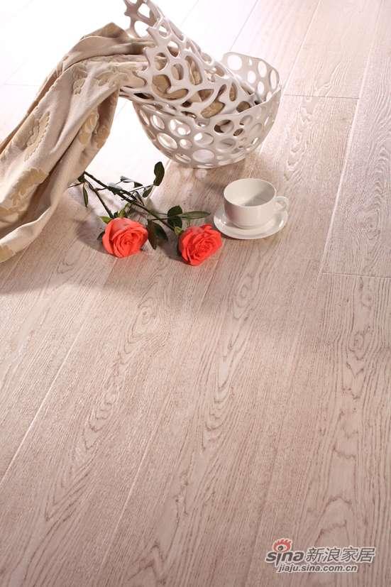 富得利强化地板新古典806-0