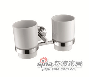 华艺卫浴D11052 双杯-0