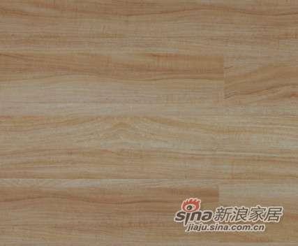 大卫地板中国红-锦绣红系列强化地板DW0054欧洲海棠-0