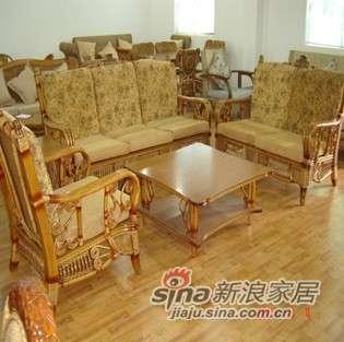 凰家御器藤椅豪华沙发高档沙发组合NH-Y818-0