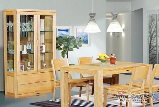 华丰TD203储物装饰收纳柜-2