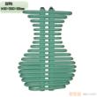 九鼎-艺型散热器鼎艺系列1400花瓶