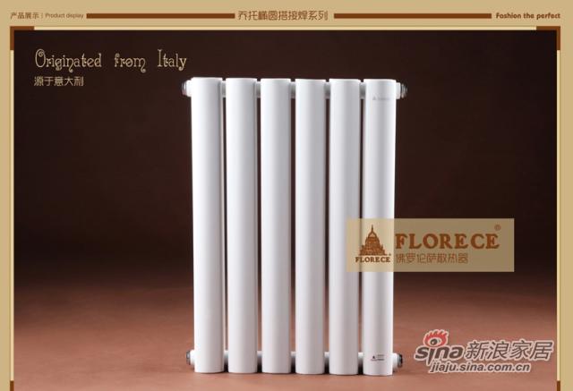 佛罗伦萨 乔托(Giotto)钢制暖气片 家用散热器 暖气 高端采暖