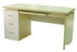 富之岛电脑桌白榉系列12RZ7