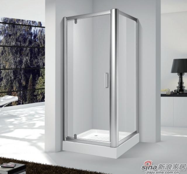 SH2-3131F方形二固一开沐浴房